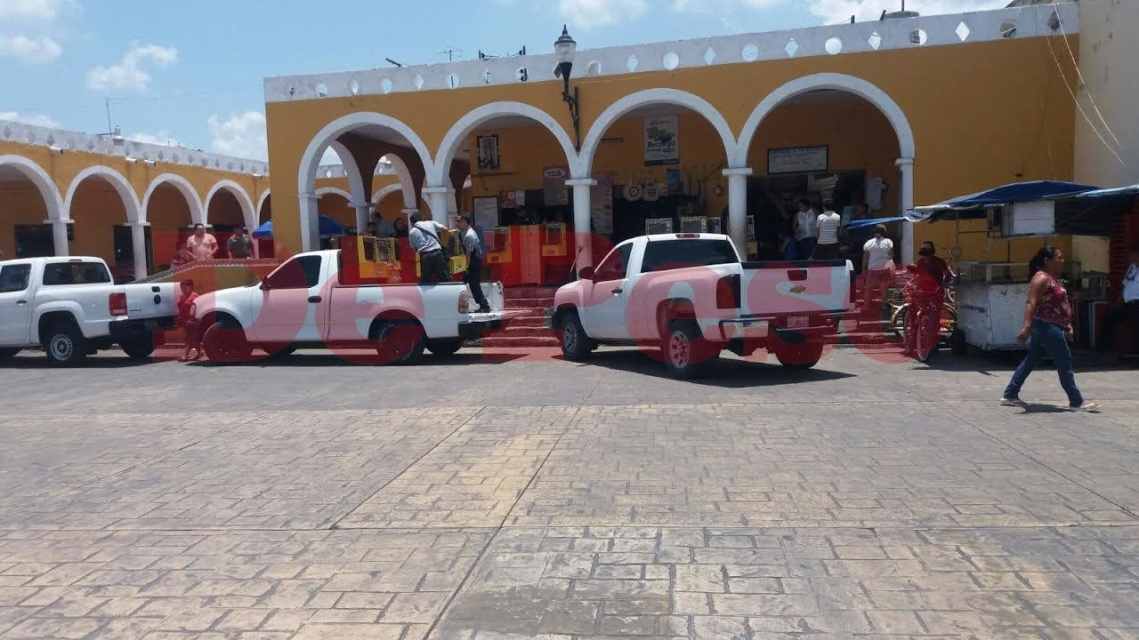 decomisan mini casinos en Izamal
