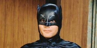 Muere Adam West, el gran Batman de TV