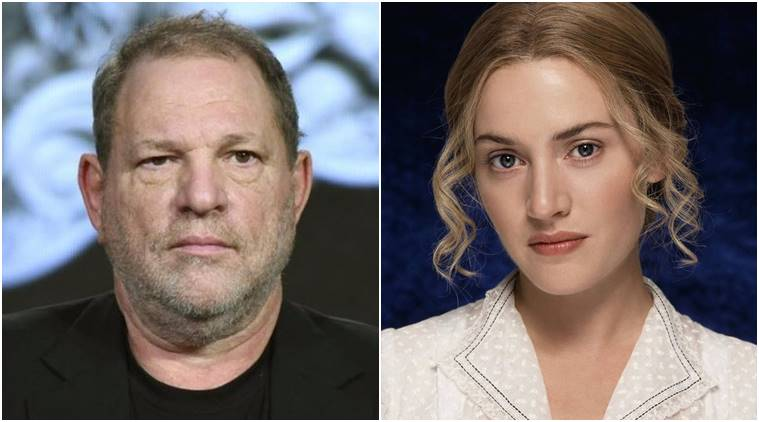 Se vengó Kate Winslet de cochino productor Harvey Weinstein