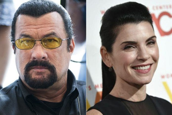 investigan al actor Steven Seagal por acoso sexual