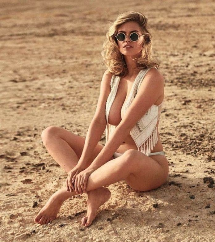 Kate Upton es la más hot segun Maxim
