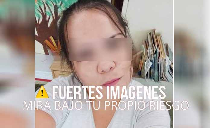 """Fiama """"N"""", fue reportada como desaparecida, por lo que las autoridades policiacas tomaron conocimiento e iniciaron su búsqueda."""