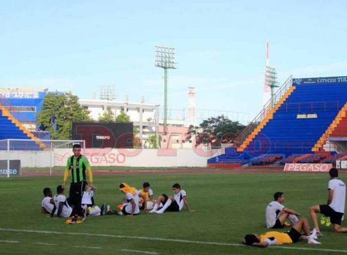 A través de Twitter el nuevo equipo de la Liga de Expansión'Cancún FC' dio a conocer lo que serásu nuevo escudo.