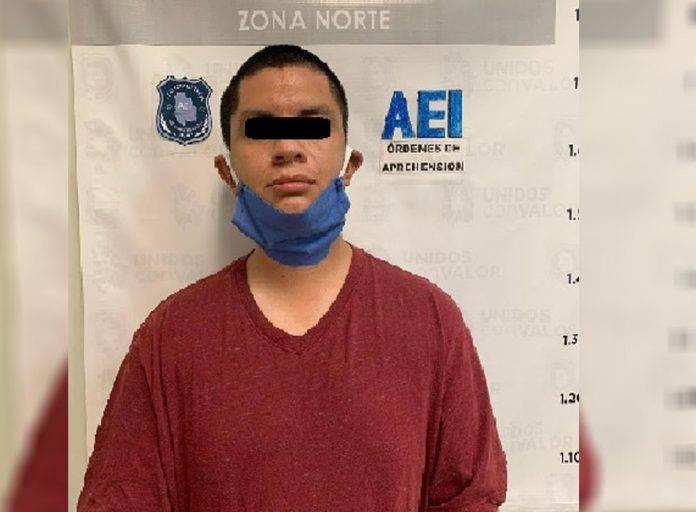 Cabe mencionar que un familiar del menor dio parte a las autoridades investigadoras de la Fiscalía en donde interpuso una denuncia.