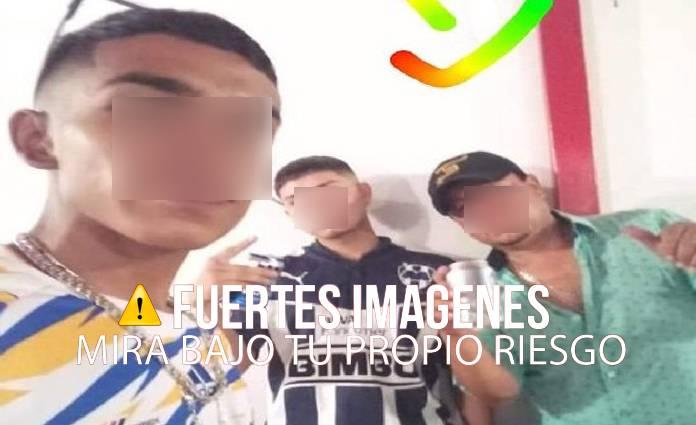 Horas después de lo sucedió se informó que el joven perdió la vida luego de los golpes que recibió. A quien más tarde identificaron comoaficionado de Monterrey.