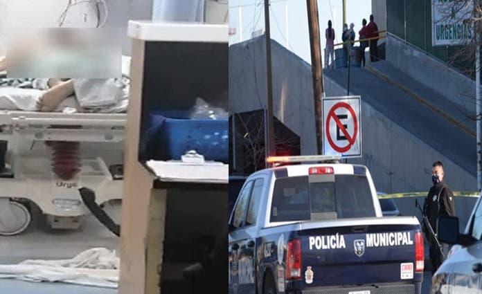 El fiscal de Chihuahua informó que fueron dos hombre armados entraron disfrazados de enfermeros al Hospital General de Zona 35.