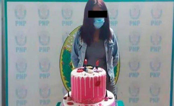 A lo anterior, la Policía Nacional de Perú (PNP) borró la publicación de la detención de la joven por redes sociales.