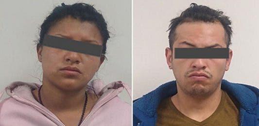 La pareja fue detenida el pasado 9 de enero en su casa de la colonia Azteca y ahora son investigados por los delitos de homicidio calificado y violencia familiar.