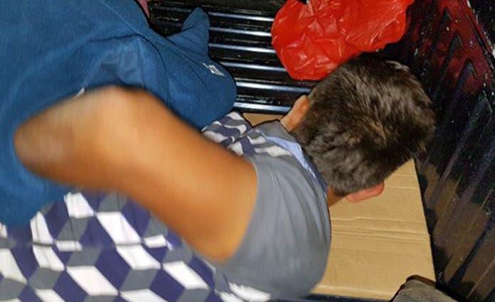 Los hechos se registraron en una casa de la calle Nacional en el poblado deZahuantlán.