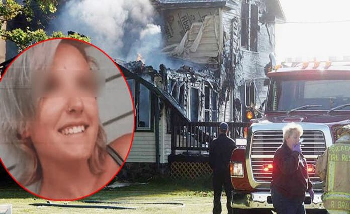 El cuerpo de Myers fue encontrado en una mesa de picnic en el lado sur de la casa. Hallaron una escopeta a un costado.