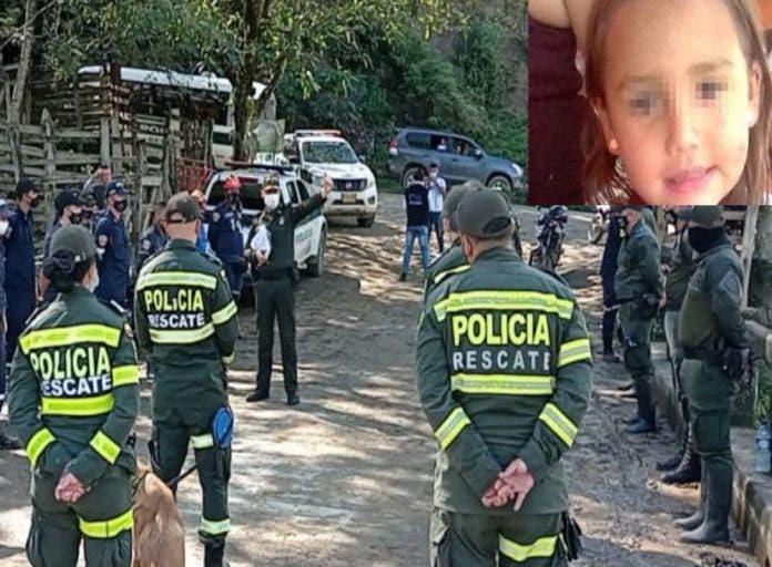 Medios locales indican que ya existe un detenido por el hecho y el mismo habría declarado quelanzó el de cadáver de la pequeña al río Arma.