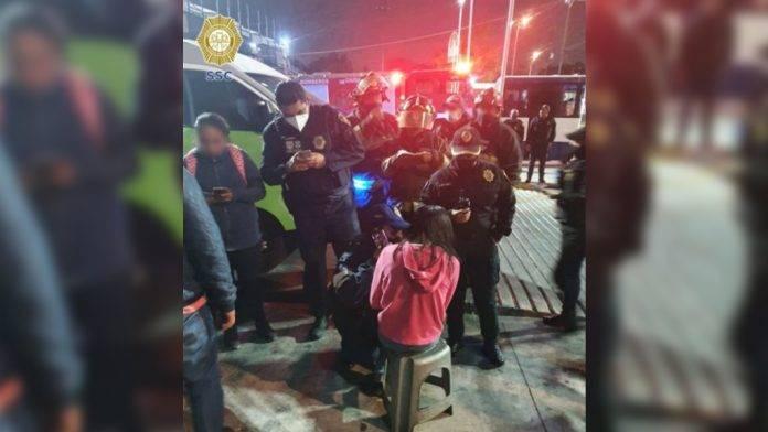 Al recibir atención, la niña dijo que no quería regresar a su casa, por lo cual se le trasladó al Ministerio Público.