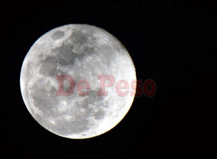 Hoy es el último día para que puedas apreciar la Luna de Lobo