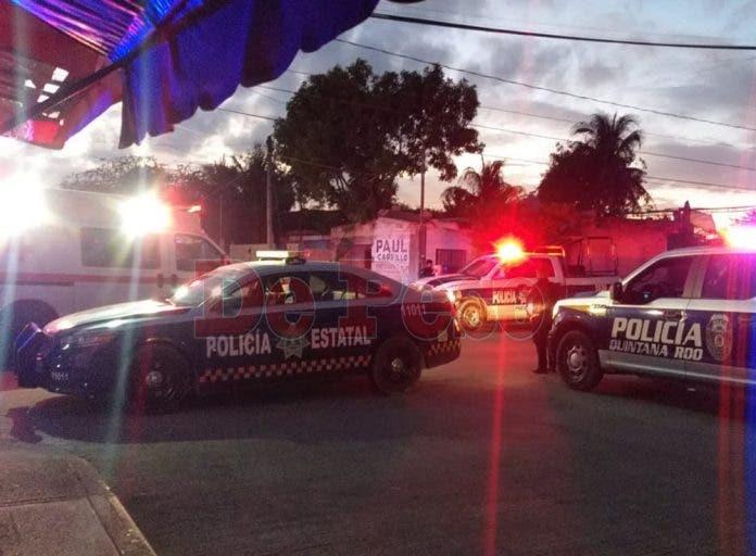 Los hechos se registraron en la región 231 mazana 19 sobre la avenida Torcasita.