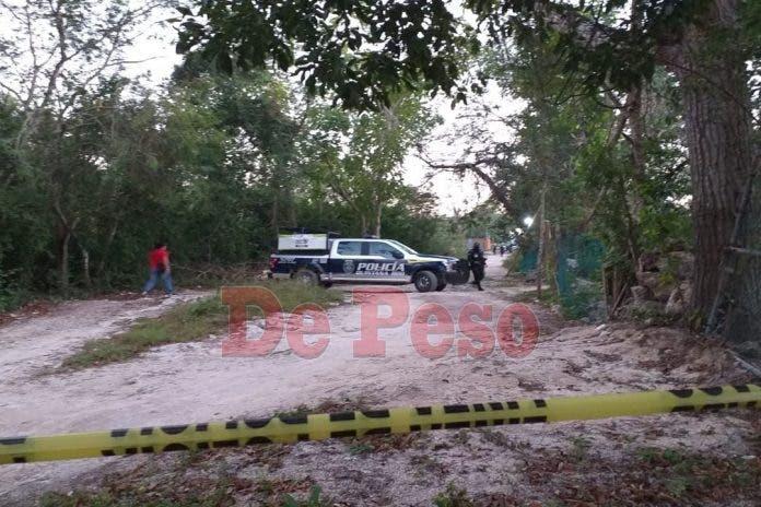 Matan a golpes a un hombre en colonia de Cancún, el segundo del día