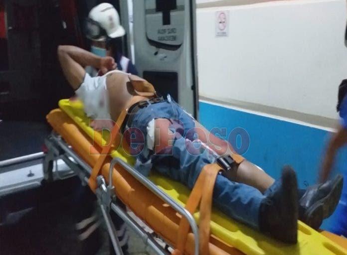 Testigos mencionan que el responsable del ataque armado fue un taxi.