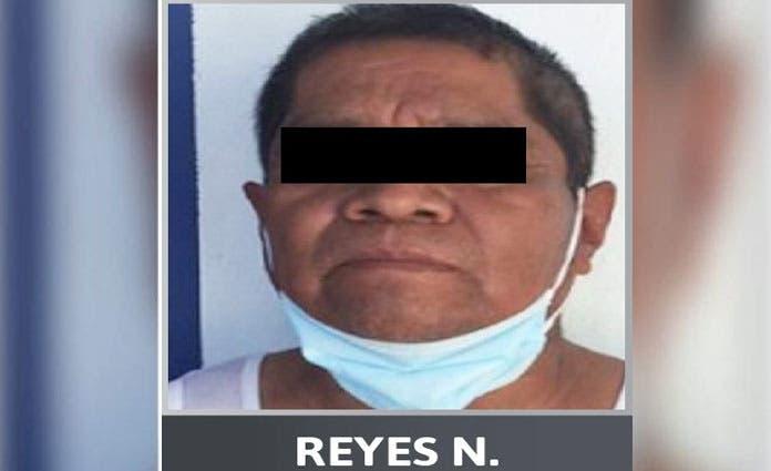 El violador fue vinculado a proceso y se le impuso la medida cautelar de prisión preventiva oficiosa, por lo que fue enviado a prisión.