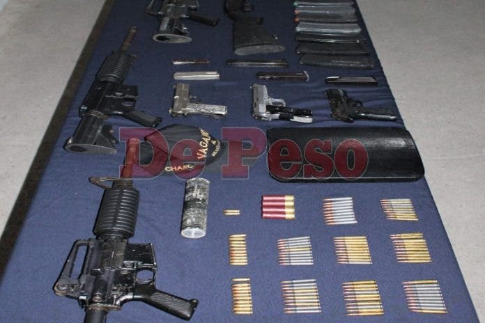 La detención se llevó a cabo la madrugada durante un cateo a un domicilio, en el cual participaron elementos de la Policía Quintana Roo.