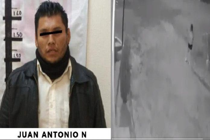Elementos policiacos detuvieron al sujeto de 26 años de edad, el cual era investigado por la violación de una joven en lacolonia Magisterial.