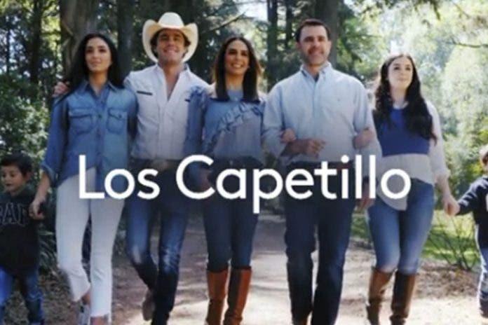 Capetillo Gaytán estrena reality show