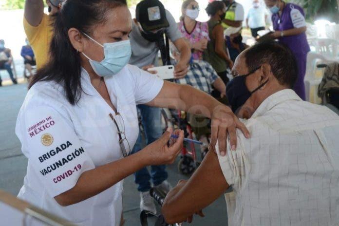 "Por ""error"" envían a Campeche vacunas COVID que eran para Q.Roo"
