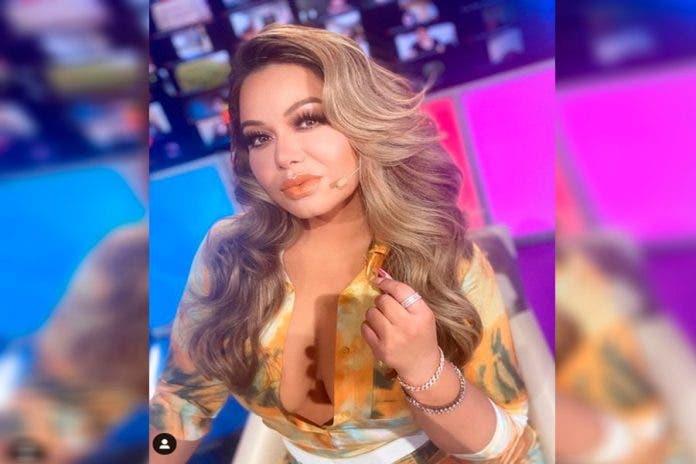 Chiquis Rivera enloquece las redes con sensual baile