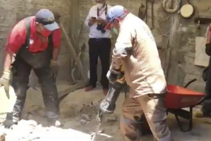 Encuentran más restos de mujeres casa caníbal atizapán