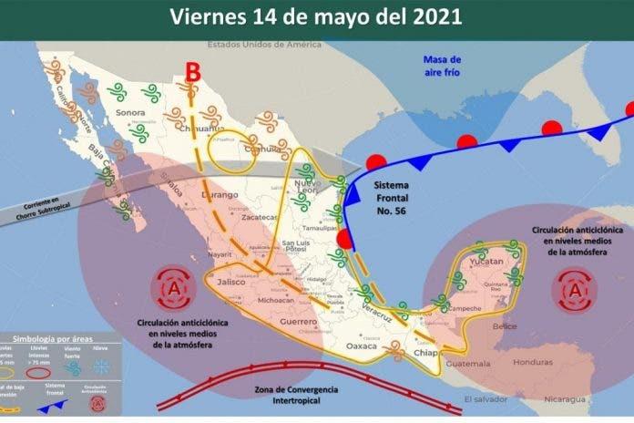 Portada-clima 14 de mayo del 2021