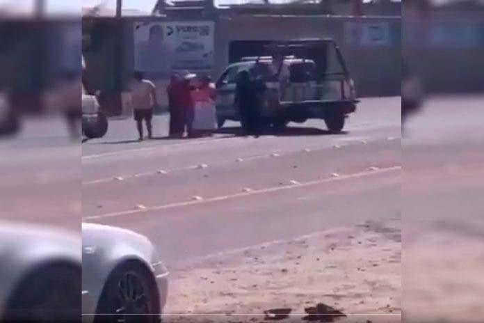 Hombre detenido aprovechó el descuido de los policías para escapar