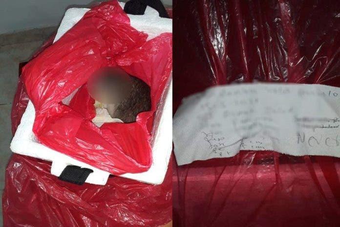 Mujer pierde a su bebé y hospital le entrega rata muerta