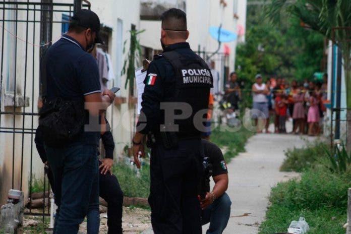 Abril Cancún ejecutados