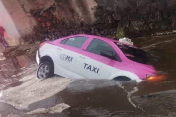 portada-Taxista -queda -atrapado