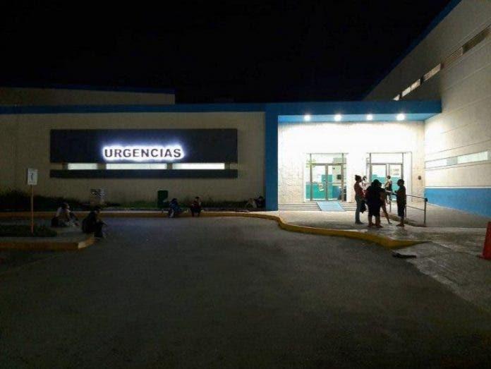Niño baleado Cancún