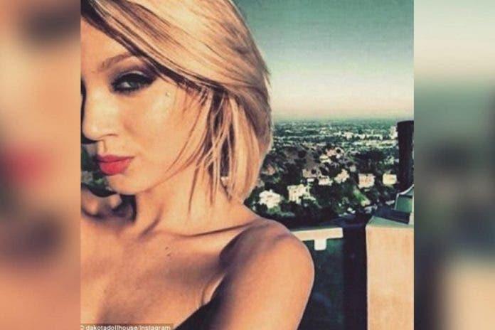 Hallan muerta a la actriz Dakota Skye creen que sufrió una sobredosis