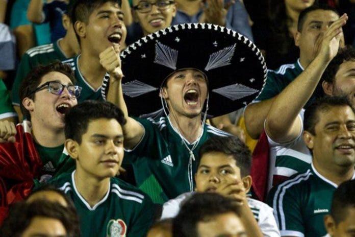 México está a un paso de ser descalificado por el grito Eee P%@
