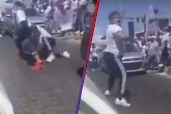 Prianistas y morenistas se enfrentan en una batalla pero de baile