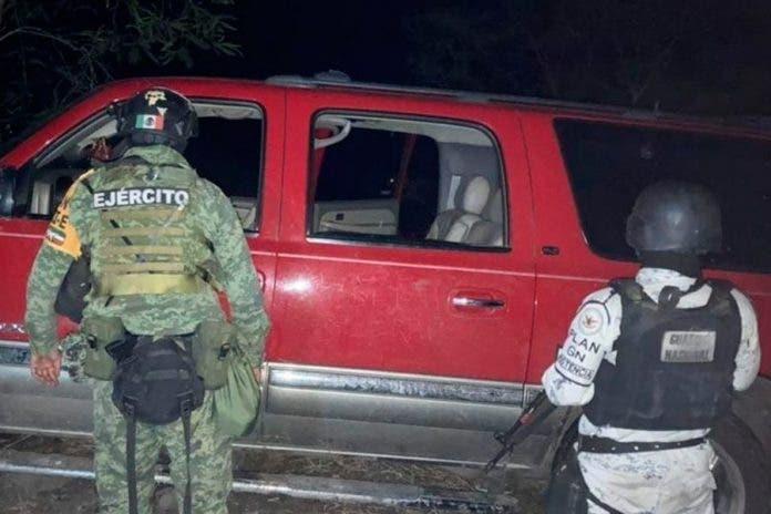 Guardia Nacional abaten enfrentamiento
