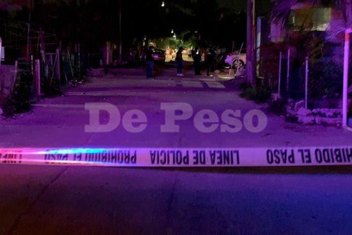 vecinos degollado Cancún