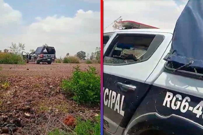 policías relaciones sexuales patrulla