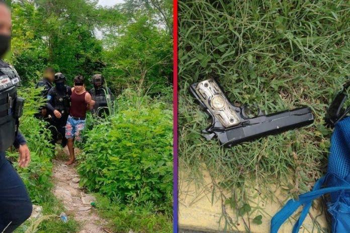Detienen al presunto asesino de la comerciante de Playa del Carmen
