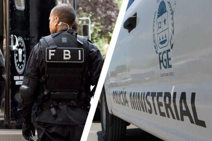 FBI entrena a elementos de la Fiscalía