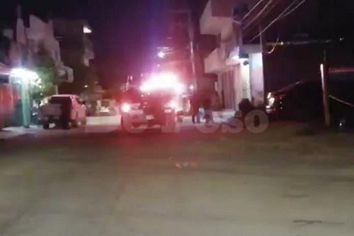 Hombre es baleado durante la madrugada en Tulum