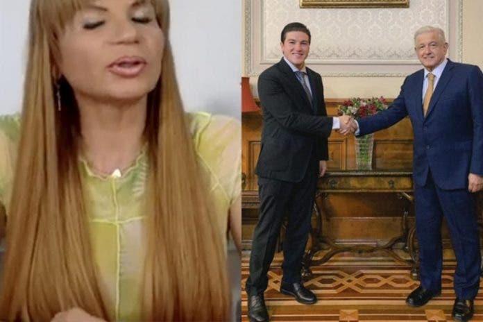 Mhoni Vidente predice a Samuel García como presidente en 2024