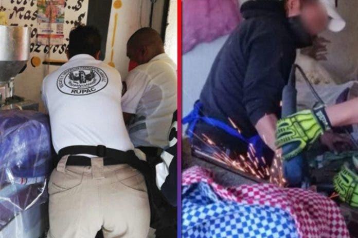 Molino le destroza la mano a un adolescente en una tortillería