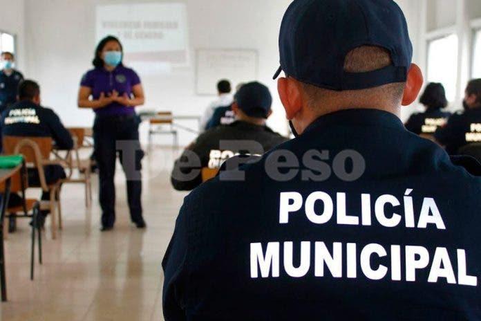 Cancún policías jubilados