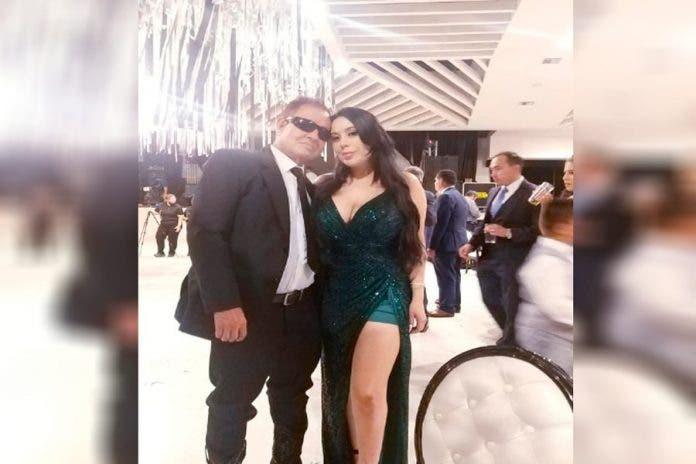 Ella es Zuleika Garza, la novia de Sammy con la que no se pudo casar