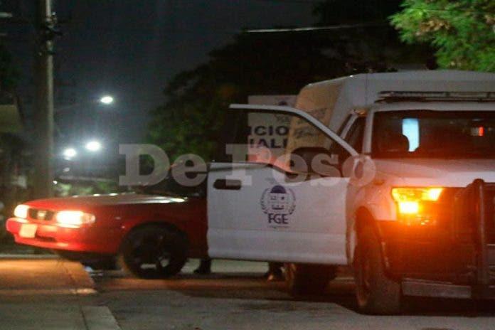 Cancún sicarios ejecutan auto