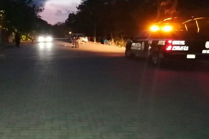 Grupo armado abandona los cadáveres de cinco hombres