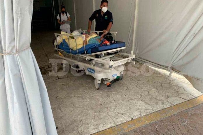 pacientes carpas Cancún