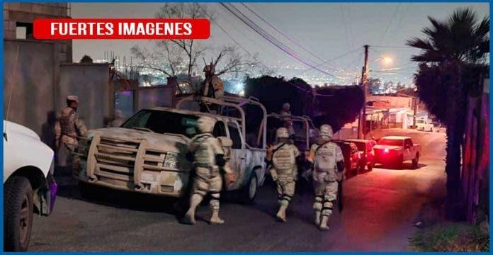 Policías Municipales encuentran cabeza de mujer dentro de una hielera